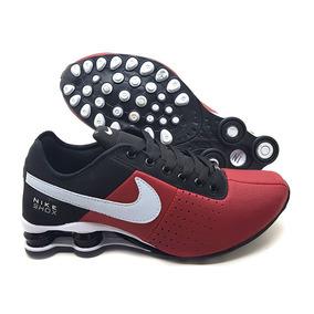 03dac5999a2 Tênis Running Masculino Nike Shox Deliver - Confira O Vídeo