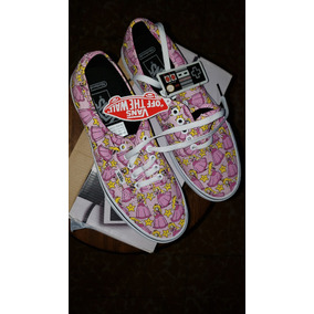 32f0ed950 Tenis Vans Nintendo Collection - Princess Peach
