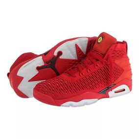 2ff715485f370 Tenis Jordan 23 - Nike para Masculino Vermelho no Mercado Livre Brasil