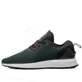 33efc9e791b Adidas Zx Flux Preto E Dourado Masculino - Calçados