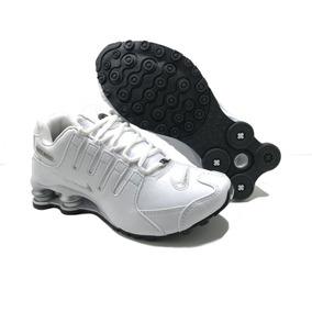 6d70b2f365a Tenis Nike Paraguai Sapatos Feminino Masculino - Nike Branco no ...