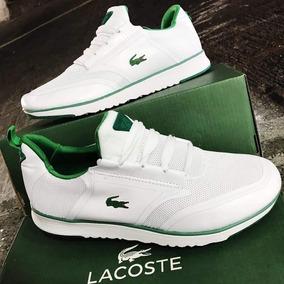 c6501ae16c3 Zapatillas Lacoste Coleccion 2012 Exclusivos!!! Originales - Tenis ...