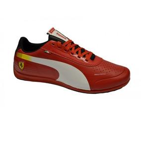 f81622a22c0 Tenis Puma Ferrari Masculino Vermelho - Tênis no Mercado Livre Brasil