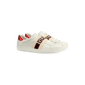 cdd995f5249ad Tenis  Sneakers Gucci Nueva Temporada Originales