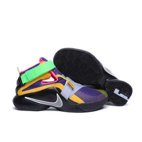 934991ac62a Tênis Nike Soldier 9 Lx Original Raro Basquete Nba C caixa