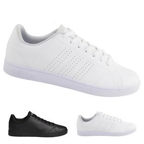 a5e0426238b Tenis Adidas Baixinho Branco Neo - Adidas no Mercado Livre Brasil