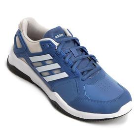 73d37288a75 Tenis Adidas Adipure Trainer Masculino - Tênis Azul no Mercado Livre ...