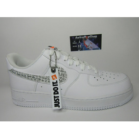 half off e9312 88131 Air Force One 07 Lv8 Just Do It White (28 Mex) Astroboyshop