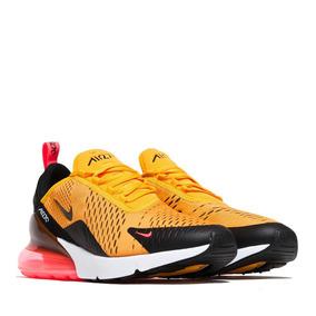 83c08cec77d Tenis Air Max Com Simbolo N Feminino Nike - Nike Amarelo no Mercado ...