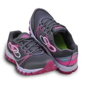 08031595cd2 Tênis Olympikus Velocy 907 Pink preto Outras Marcas - Calçados ...