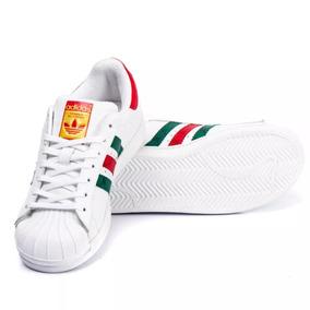 ab19455e724 Teni Adida Superstar Bold - Adidas Ocre no Mercado Livre Brasil