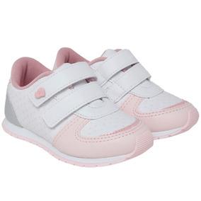2d73549e20b Sua Filha Tenis Escolar Da Pampili P - Calçados