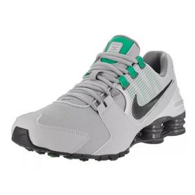 e8daf4c4652 Tênis Nike Shox Avenue Masculino Cinza verde - Original