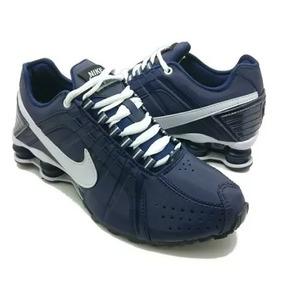 250de1b6467 Tênis Masculino Nike Shox Junior Importado Envio 2 Pares