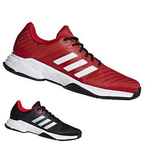 0bb072bc7a1 Tenis adidas Masc Barricade Court 3 Original Top De Linha