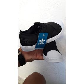55076b9a25fea Tênis Elastico Adidas Slip On - Tênis para Feminino Branco no Mercado Livre  Brasil