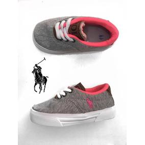 31047714512a1 Tênis Polo Ralph Lauren Bal Harbour Infantil - Calçados