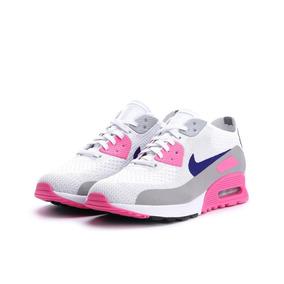 0c18583df8084 Tenis Nike Air Max Para Mujer Rosas Casuales - Tenis en Mercado ...