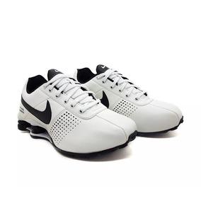 81f01ed8fc9 Tênis Nike Shox Deliver Classic Importado Branco Barato