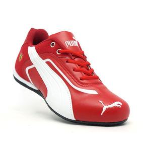 7406567d32e30 Tenis Inglaterra E Irlanda Puma Ferrari Feminino 42 - Tênis Casuais para  Masculino Azul no Mercado Livre Brasil