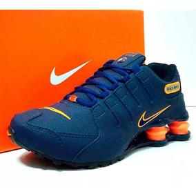 d03b507c5f6a6 Tênis Masc Nike Nz 4 Molas Foto Original Barato Promoção Al