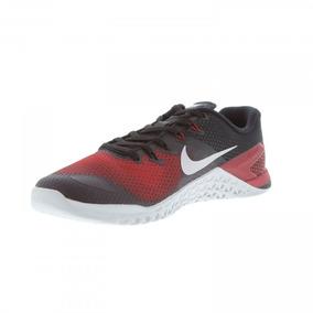 05586ba3c6bbc Tênis Nike Metcon 4 Crossfit Masculino Preto E Vermelho Orig