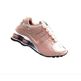 b2d54338546 Nike Shox Feminino Bahia - Nike Rosa claro no Mercado Livre Brasil