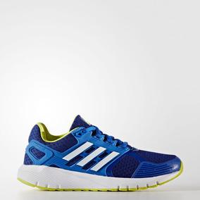 69593121e3c Tenis adidas Duramo 8 Niño Azul By1928 Look Trendy