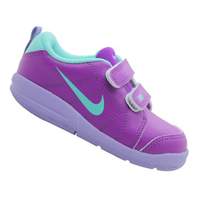 e41b5352d09 Tênis Nike Pico Infantil Menina Roxo 619047-503 - Original