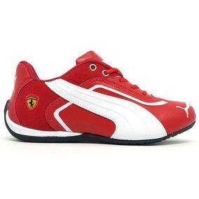 3ee4f30a20b Tênis Sapatênis Ferrari New Corrida Unissex Oferta