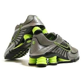 734c7c099e4f3 Tenis Nike Shox Turbo Verde - Tênis para Masculino no Mercado Livre ...