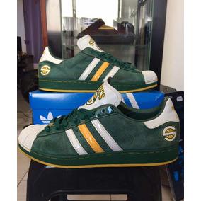 ace6b214278 adidas Superstar Nba seattle Sonics
