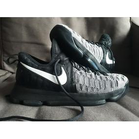 4b2ea7b682c7f Tenis Nike Kevin Durant Kd 9 Oreo 28.5mx 10.5us