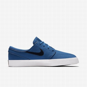 online retailer 06b89 2d18d Nike Sb Zoom Stefan Janoski Canvas Blue «615957-558