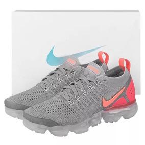f249e0b3e99 Tênis (ultima Moda) Feminino Nike Air Max - Nike Prateado no Mercado ...
