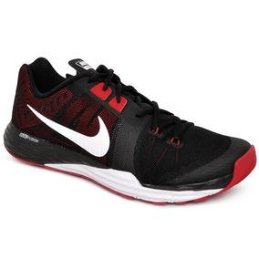 07aaea48519 Tênis Nike Train Prime Iron 832219-060 Preto branco vermelho