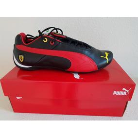 78434b6de Puma Future Cat Leather Sf-10 Negros rojo Talla 28