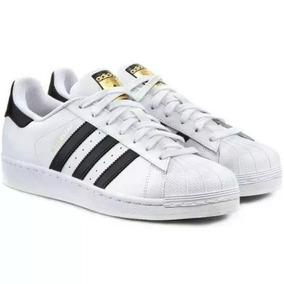 a9850be19bc Tenis Adidas Superstar Juvenil - Adidas no Mercado Livre Brasil