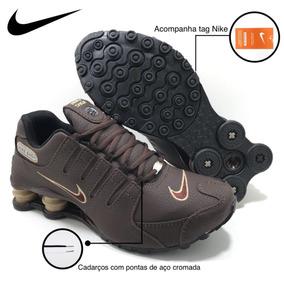 66567a717f164 Nike 12 Molas Rosa E Azul - Calçados