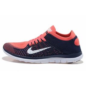 c15ad122792d8 Tênis Nike Free 4.0 Flyknit - Academia - Caminhada
