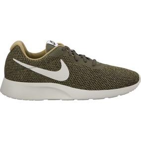 65b5bc79e52ef Tenis Nike Verde Militar Hombre - Tenis Hombres Nike de Hombre en ...