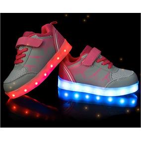 dedc81b2a2c Tenis De Led Nike Infantil Masculino Recarregavel - Calçados