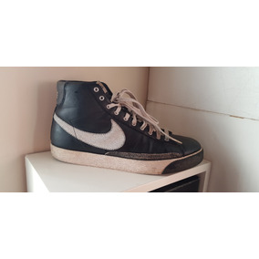 f15f4bfeb5c Tenis De Couro Branco 34 Skate Nike Air Force - Tênis no Mercado ...