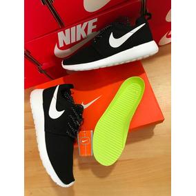 016a8d965549b Tenis Nike Roche Run Negro - Tenis Nike para Mujer en Mercado Libre ...