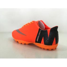 6bc7dff57df0c Chuteira Society Nike Ctr 360 - Tênis Casuais Laranja no Mercado ...