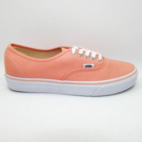1bf2a98c029 Tenis Vans Authentic Vn0a38emmr1 Tropical Peach True White