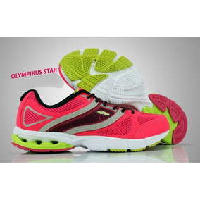 02c34334d65 Tênis Olympikus Feminino Training Star Pink Nº39 Na Caixa