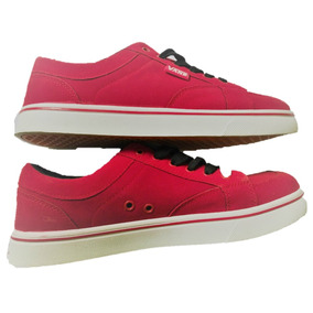 c581a58f76 Tenis Masculino - Vans - Tamanho 40 Vermelho