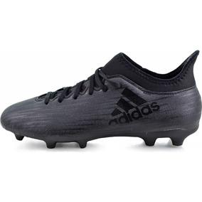 8edcae1bbfbf5 Tachones adidas X 16.3 Jr Negro S79492 Envio Gra Look Trendy