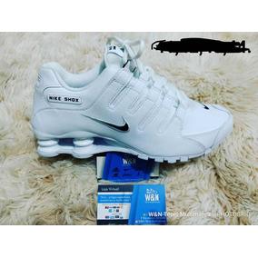455df3aa354 Tenis Nike Shox R4 Dourado - Nike Outros Esportes para Masculino no ...